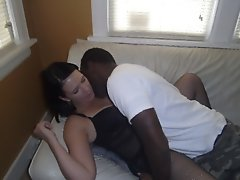 Totally insane interracial cuckold fucking with white couples and ebony bulls